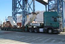 transport wielkogabarytowy