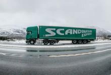 Początki wiosny w Norwegii