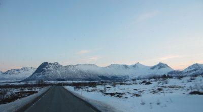 All Scandinavia, all winter!