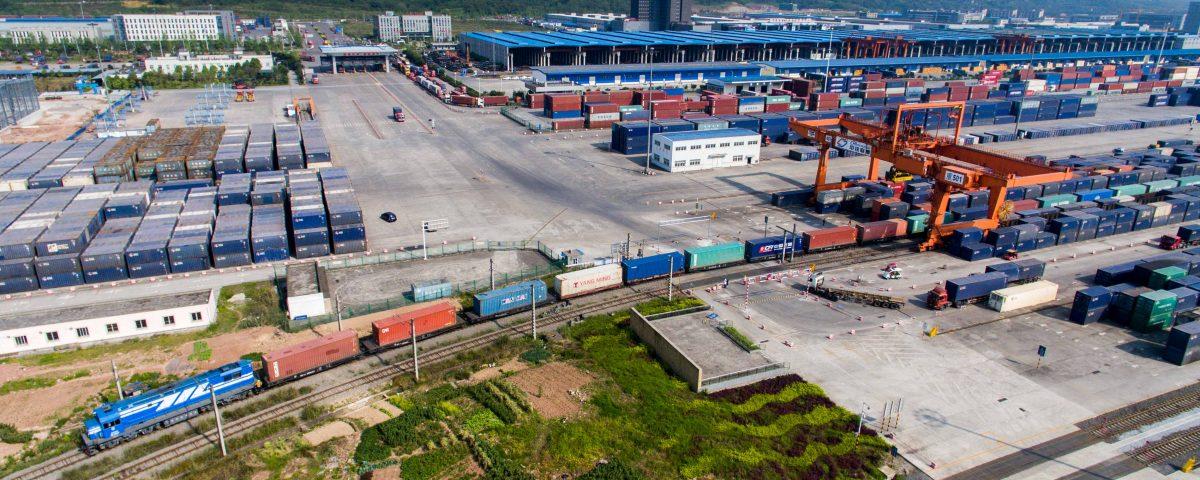 scandinavian Chongqing Rail Terminal
